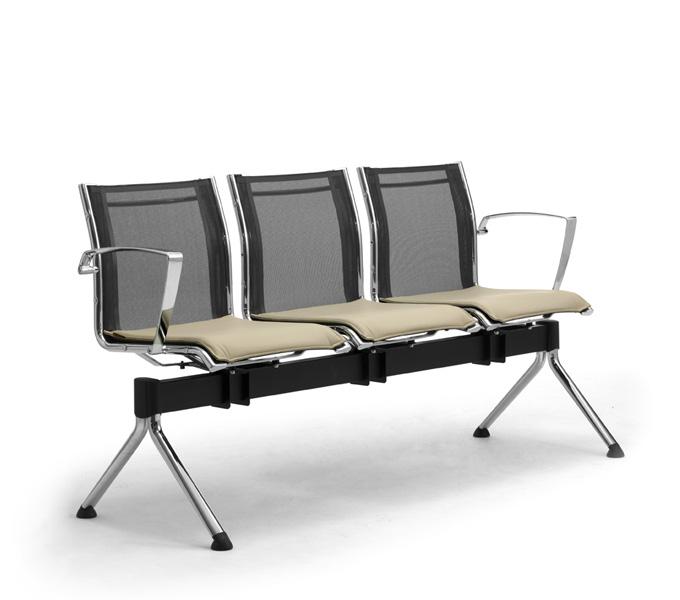 Panche per sala d'attesa ufficio - Leyform
