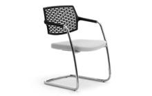 Sedie Da Ufficio Senza Ruote : Sedia per scrivania senza ruote clp sedia gaming monsano sedia