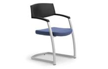Sedie Da Ufficio Senza Ruote : Sedie per scrivania ufficio senza ruote leyform