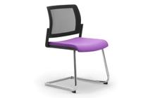 Sedie Da Ufficio Con Braccioli Senza Ruote : Sedia per scrivania senza ruote clp sedia gaming monsano sedia